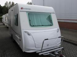 Sterckeman Starlett 420 CP Nieuwstaat! 2010