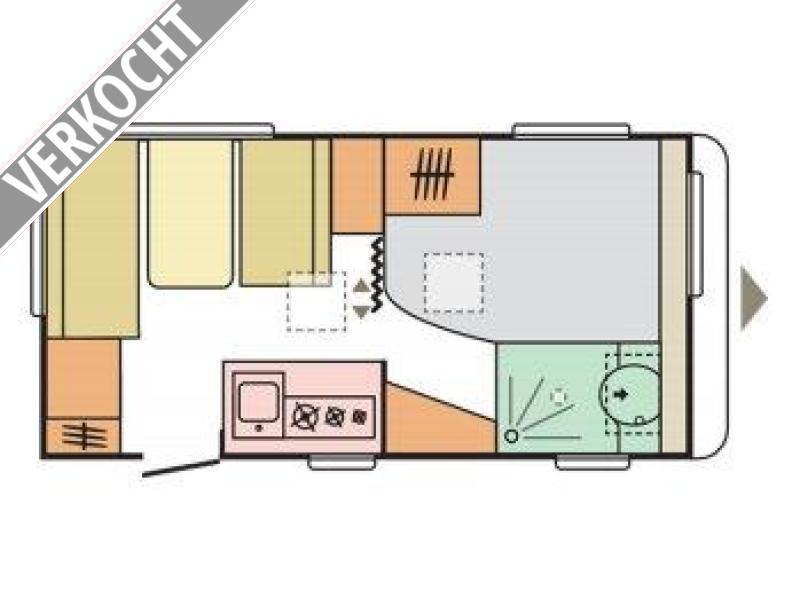 Adria Altea 432 PX 2021 MODEL, RIJKLAAR