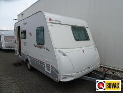 Sterckeman Evolution Comfort 400 CP MOVER, luifel, etc...