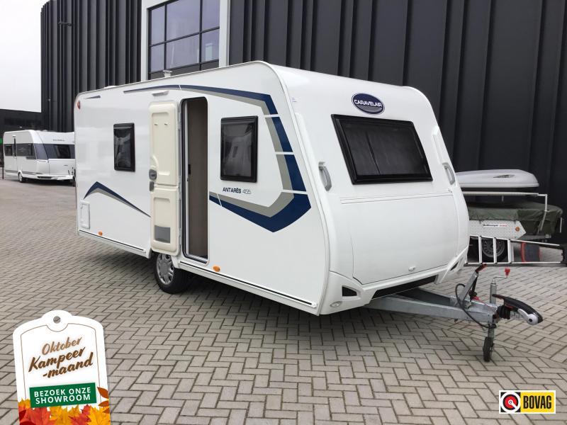 Caravelair Antares Style 455 - 2018