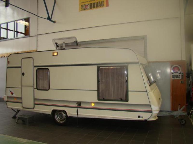 Burstner Scala 460 TS - 1994
