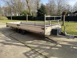 Hapert AL Hapert Plateauwagen 600x200 cm