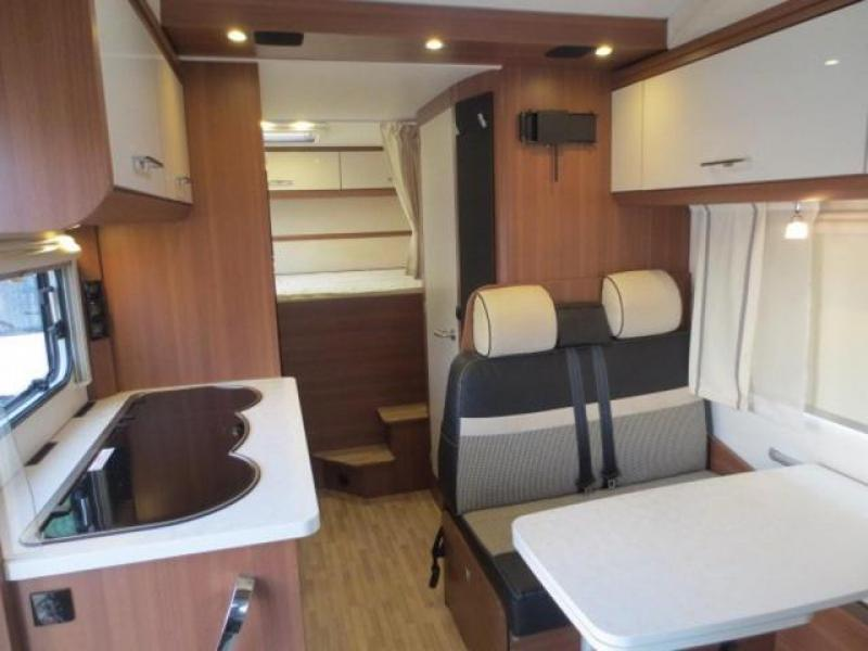 LMC Liberty 694 Luxe alkoof 6 peroons - 2016