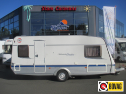 TEC Weltbummler Creation 480 DB incl. mover en voorten