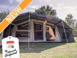Campooz Lazy Jack  Camping uitvoering
