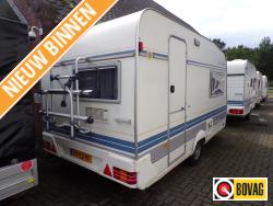 Hobby De Luxe 380 EK complete caravan