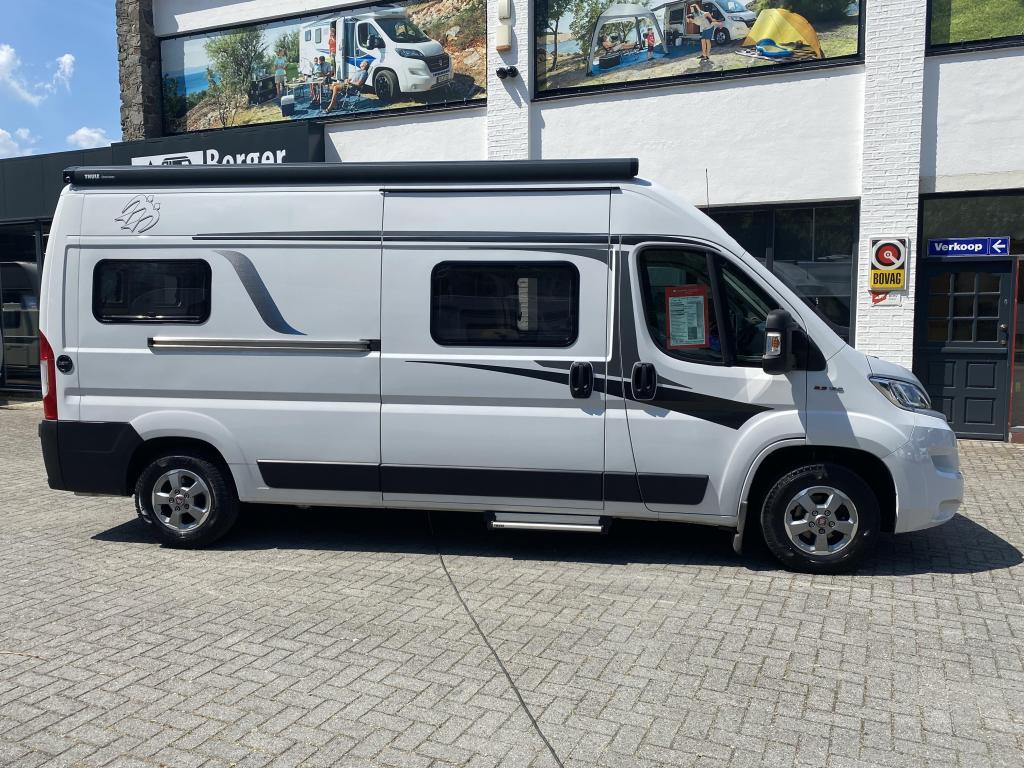 Knaus BoxStar Lifetime 600 ME , in nieuwstaat !