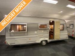 LMC Munsterland Luxus 510 RE ENKELE BEDDEN-MOVER