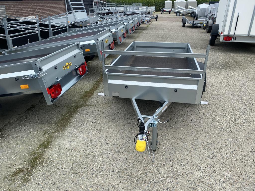 Humbaur Steely-Compacte-merk-aanhangwagen