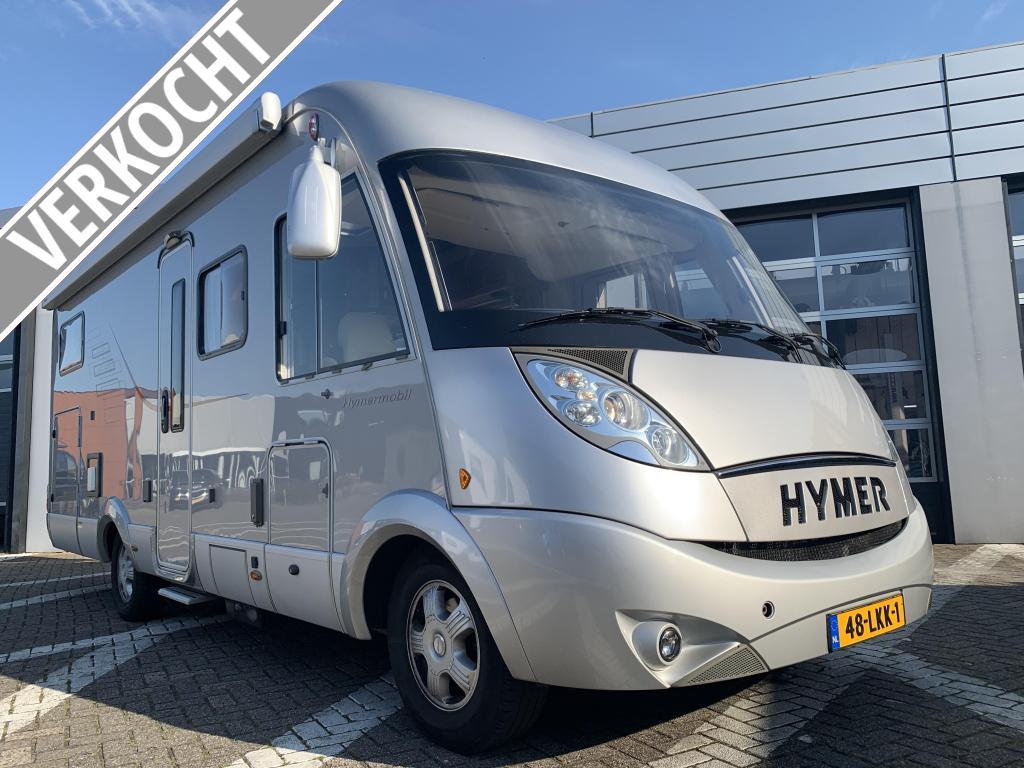 Hymer B614 SL  3.0 157PK Alko Maxi