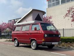 Volkswagen Caravelle  buscamper Westfalia Look