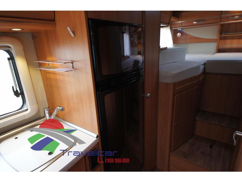 Hymer Exsis-T 588 Oyster sat./camera/navi