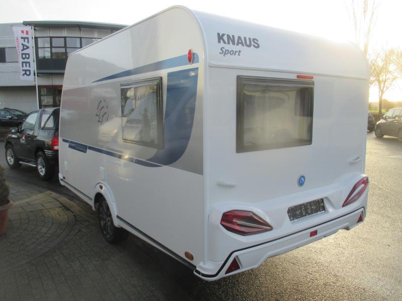 Knaus Sport Silver Selection 400 QD NIEUW MODEL 2021