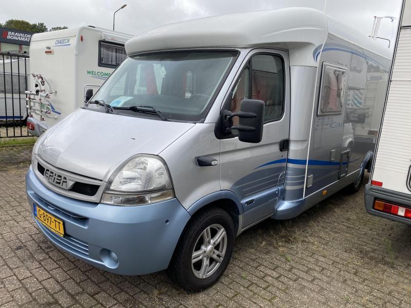 Hymer-eriba Car