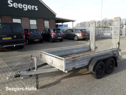 Humbaur Machinetransporter 2500 Kg