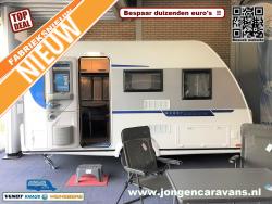 Knaus Sport Silver Selection 400 QD 3970 -5370 euro voordeel