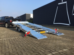 IFOR Williams Trailer CT 177 KANTELBARE AUTOAMBULANCE 3,5T
