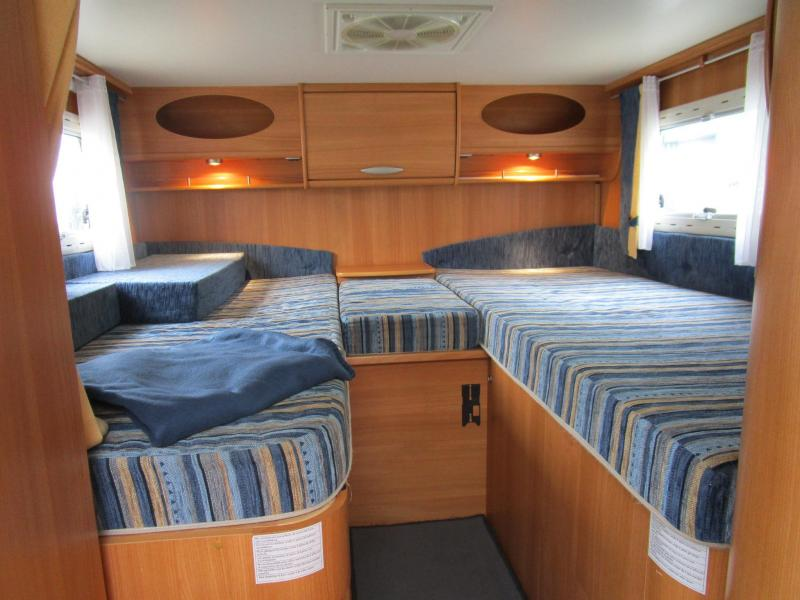 Chausson Welcome 95
