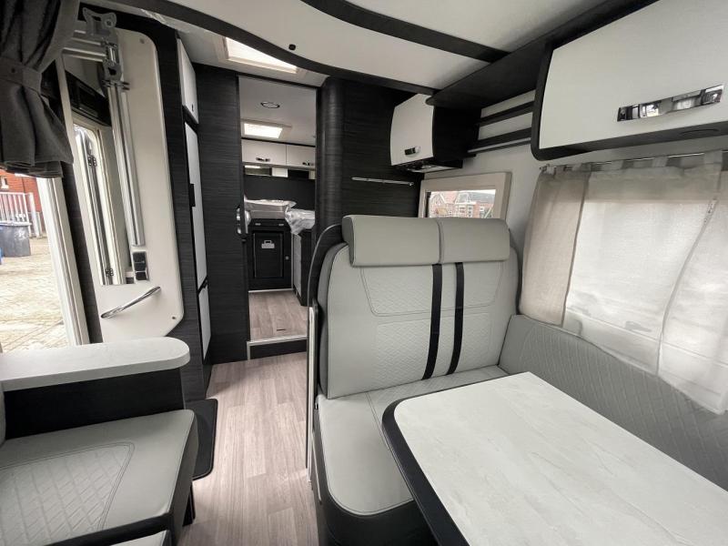 Benimar Mileo 263 M Design Enkele Bedden 2021