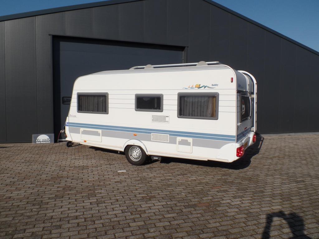Hobby De luxe Easy 460 UFE dorema voortent + mover