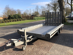 Hulco Terrax-2 machinetransporter 3000kg