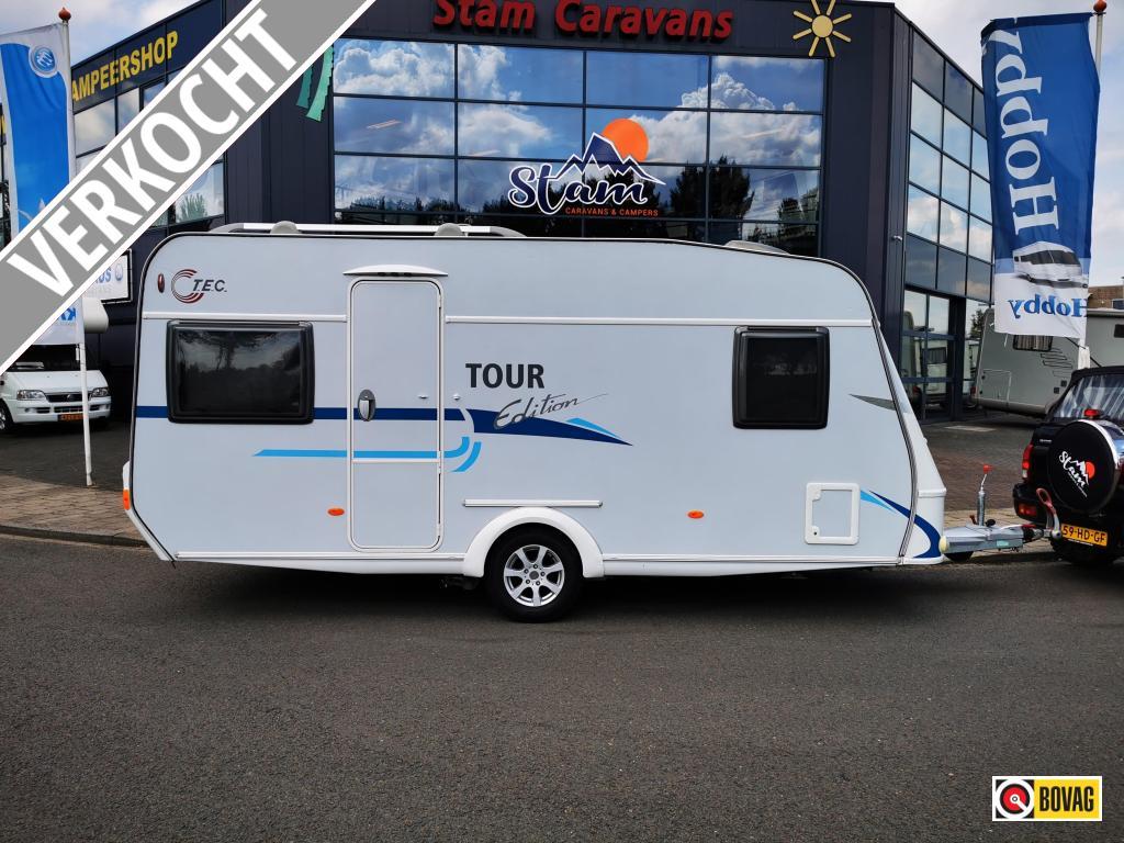 TEC Tour Edition 460 TDF incl. mover en voortent