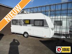 Eriba Living 425 Compacte en lichte reiscaravan met vast