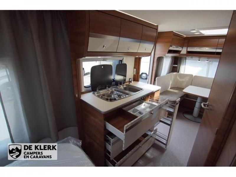Dethleffs NOMAD 530 DR Model 2019