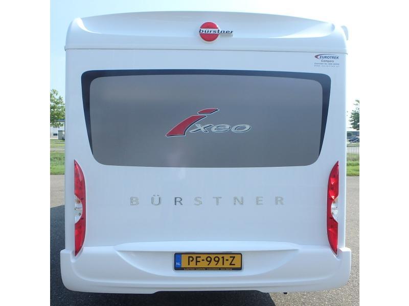 Burstner Ixeo IT 728 G - 2017