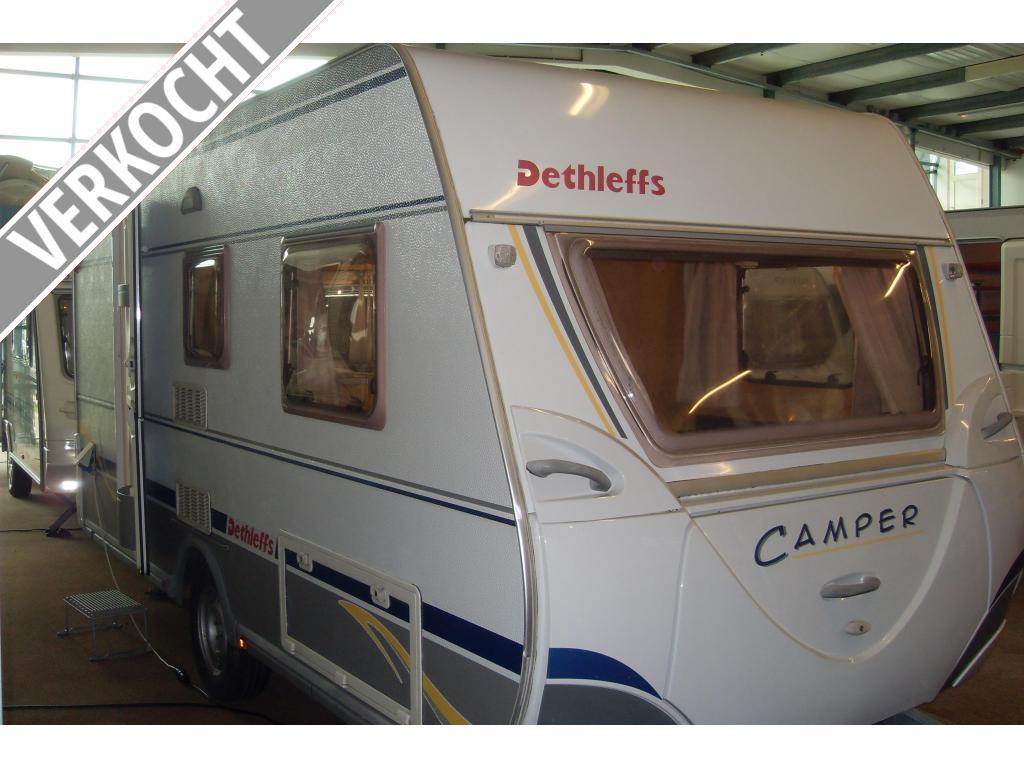 Dethleffs Camper 440 DB