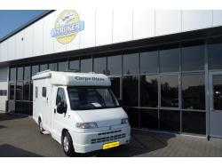 Dethleffs Globebus 2 Fransbed barzit 550 CM