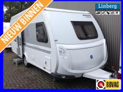 Knaus Sudwind Limited Edition 500 FU airco vloerverwarmi