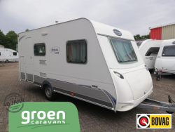 Caravelair Antares Luxe 426 stapelbed