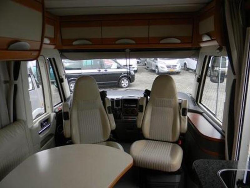 Hymer B-klasse SL 674 - 2008