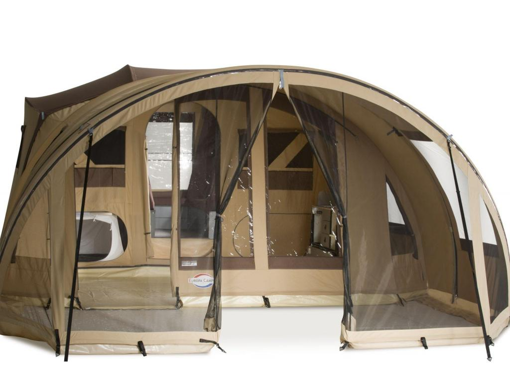 Europa Camper Suncruiser Basic  EASY PACK, RIJKLAAR, 2021