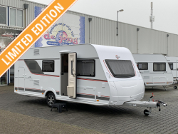 Burstner Premio Limited 495 TK - Stapelbed -