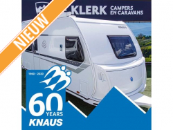 Knaus SUDWIND 450 FU 60 YEARS