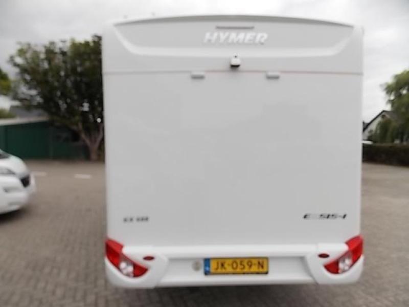 Hymer EXSIS I 688 - 2016