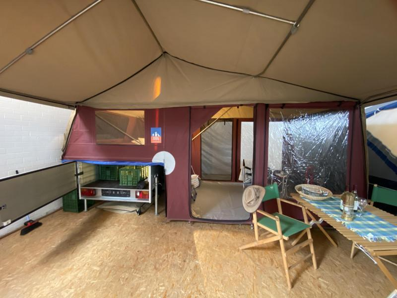 3Dog Camping TrailDog