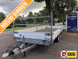 Henra Plateauwagen Multitransporter