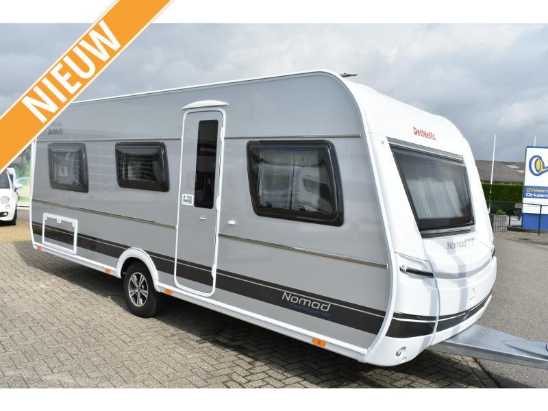 Dethleffs Nomad Avantgarde 510 LE Nieuw Model 2021!