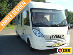 Hymer B578  Incl. EP level-systeem