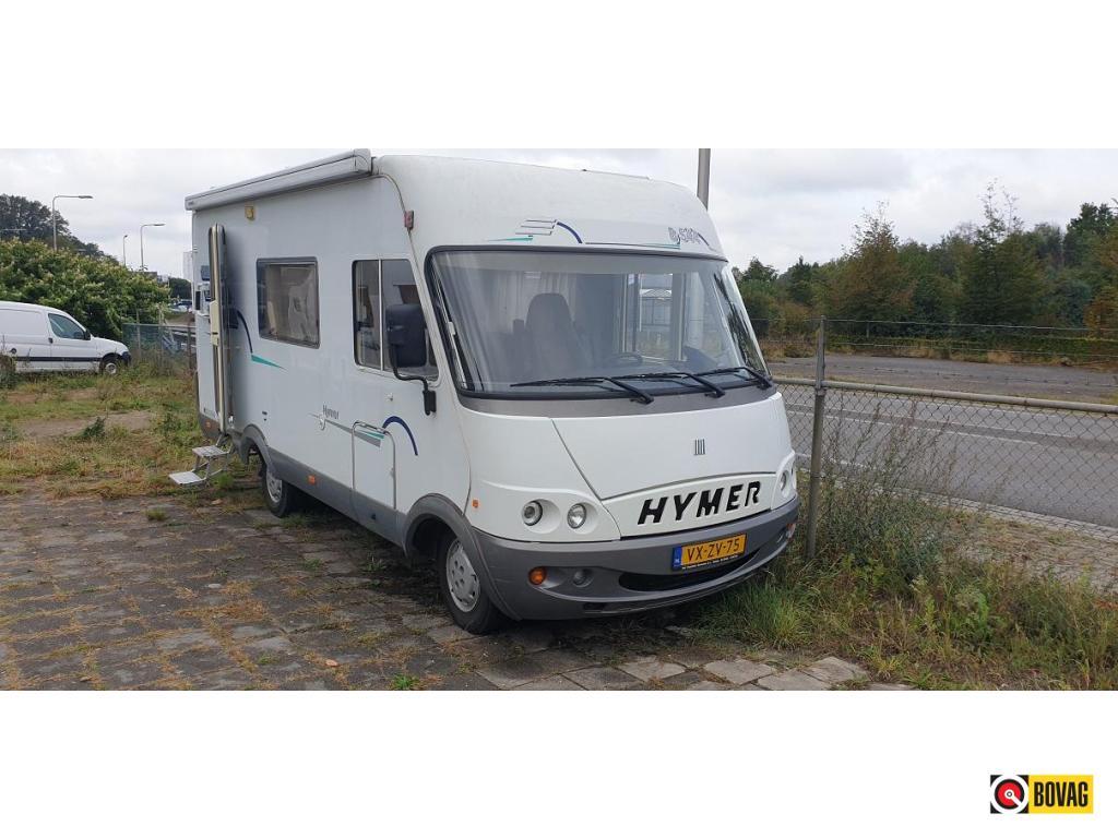 Hymer B544
