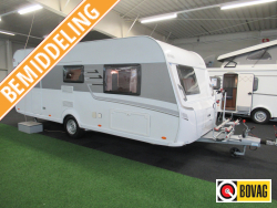 Eriba Exciting 550 MOVER + VOORTENT