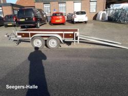 VAWE Machinetransporter 2700 Kg