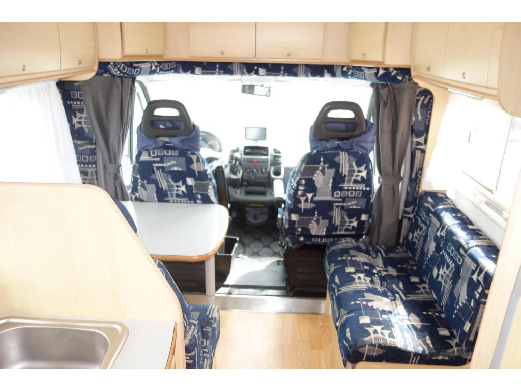 Sea Cutter 9 vastbed/barZit/2004/Airco
