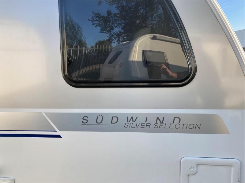 Knaus Sudwind silver selection