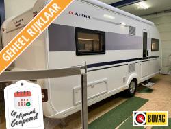 Adria Alpina 583 LP Zo goed als nieuw
