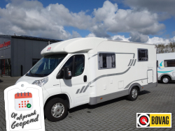 Adria Sport S 577 SP queensbed/2xAirco/2010