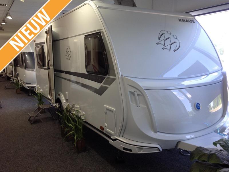 Knaus Sudwind 500 FU Speciale aanbieding - 2020